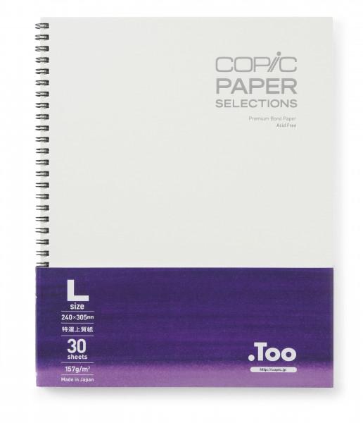 Copic Sketchbook