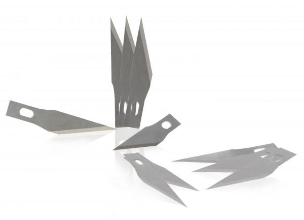 Ersatzklingen Schneidemesser Aluminium, 10 Stk.