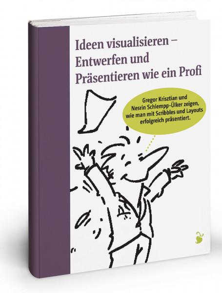 COPIC Buch Ideen visualieren